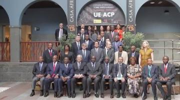 Jornada de reflexión sobre el partenariado UE-ACP
