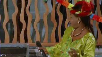 Concierto de Sambou Suso en Casa África