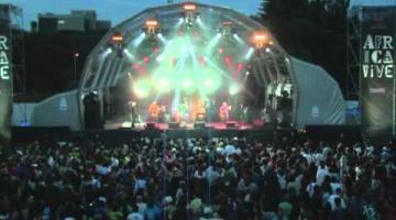 Takeifa: Get Free - Gran Concierto África Vive 2011