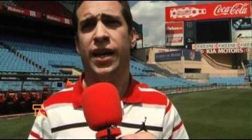 El equipo de One Goal visita España