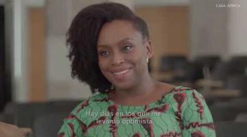 #vocesfemeninasCA: Chimamanda Ngodzi Adichie