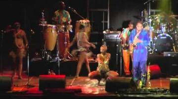 Femi Kuti: Sorry Sorry - Gran Concierto África Vive 2011