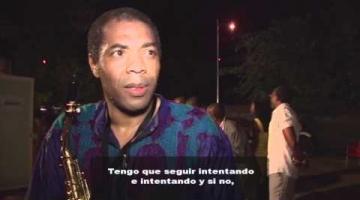 Entrevista a Femi Kuti, en el Gran Concierto África Vive 2011