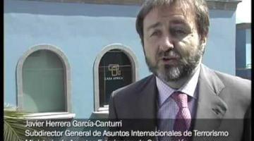 Taller sobre fortalecimiento de la Cooperación Internacional en materia de terrorismo