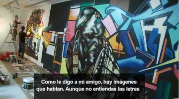 Exposición 'Graffrica. Arte Urbano Africano'
