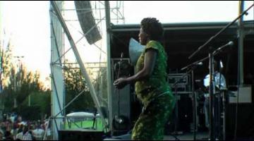 Konono Nº 1, en el Gran Concierto África Vive