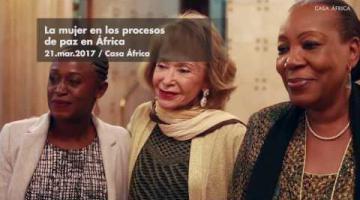 La mujer en los procesos de paz en África