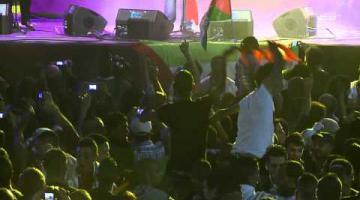 Khaled, en la Fiesta Womad Las Palmas de G.C. 2011