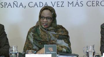 Inauguración del seminario «El papel estratégico de Canarias en las relaciones España-Mauritania»