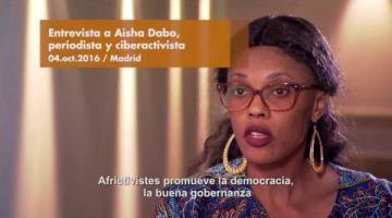 Entrevista a Aisha Dabo, periodista y ciberactivista