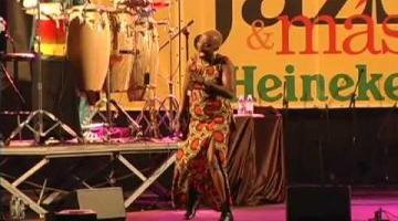 Angélique Kidjo en el Festival Canarias Jazz & Más Heineken