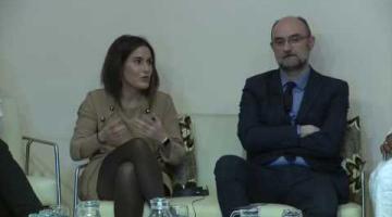 Mesa redonda: Innovar en la biblioteca retos y desafíos / #CulturaEterna