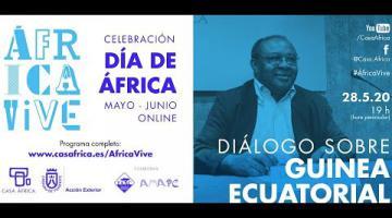 Donato Ndongo, Diálogo sobre Guinea Ecuatorial