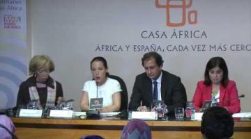 Clausura - I Encuentro de Parlamentarias Canarias-África