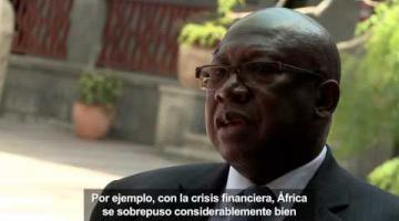 Entrevista a Abdoulie Janneh, director ejecutivo de la Fundación Mo Ibrahim