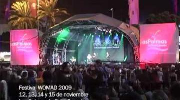 Casa África, con el WOMAD Las Palmas de Gran Canaria 2009