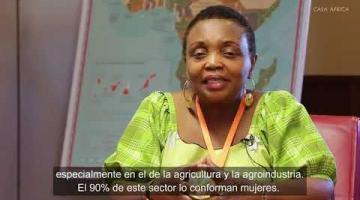 #vocesfemeninasCA: Agatha Johnson