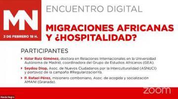 Migraciones africanas y ¿hospitalidad?