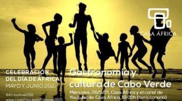 Show Cooking de gastronomía caboverdiana