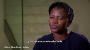 Entrevista a Rosebell Kagumire, periodista ugandesa