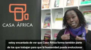 Entrevista a Fatou Diome / Interview avec Fatou Diome