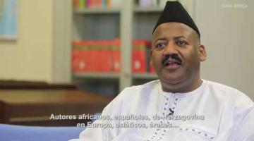 Abdel Kader Haïdara, el guardián de los manuscritos de Tombuctú / #CulturaEterna