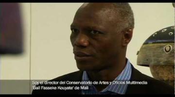 Exposición 'Singularidades. Jóvenes creadores de Mali'