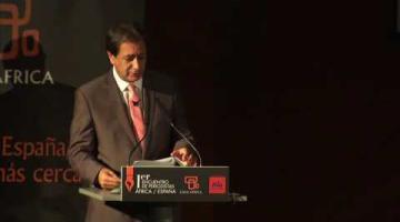 Inauguración del I Encuentro de Periodistas África-España / #PeriodismoÁfrica