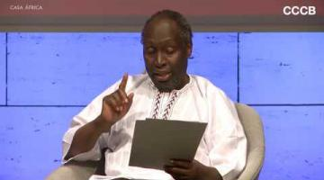 África, escritura y emancipación. Conferencia de Ngũgĩ wa Thiong'o