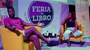 Moha Gerehou | Feria del Libro de Las Palmas de GC 2021