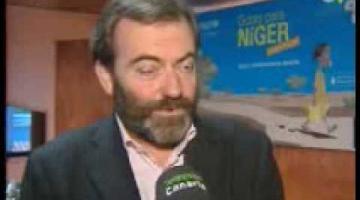 Gotas para Níger en Casa África (Televisión Canaria)
