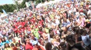 Fiesta África Vive 2011 en Las Palmas de Gran Canaria