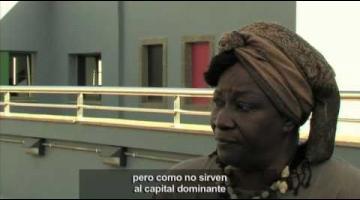 Entrevista a Aminata Traoré, en Casa África