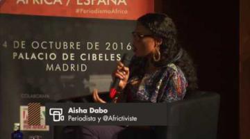 Mesa 5: Comunicación, mujeres y espacio público / #PeriodismoÁfrica