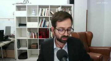 Sergio Altuna | Webinario #ÁfricaEsNoticia «Lecciones afganas para el continente africano»