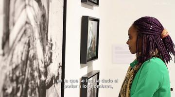 Exposición «El iris de Lucy»