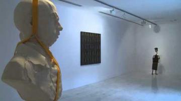 Exposición 'Reloj de Arena Negra', en Casa África