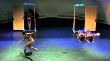 'Que corra el aire' - espectáculo de danza contemporánea africana