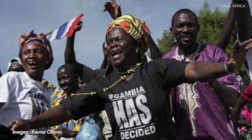 Gambia: una transición histórica. Entrevista a José Naranjo