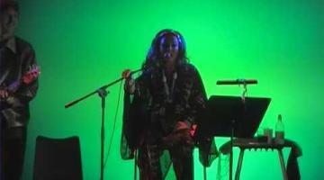 Natacha Atlas en concierto