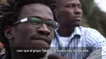 Entrevista a Takeifa - Womad Las Palmas de G.C. 2010