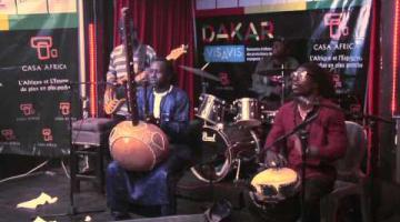 Noumoucounda Cissoko, ganador del Dakar Vis a Vis