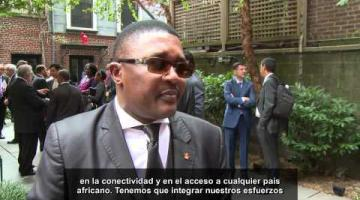 Seminario 'Inversión y turismo en África'