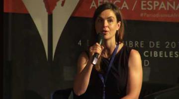 Mesa 3: El periodismo africano en la era de las nuevas tecnologías / #PeriodismoÁfrica