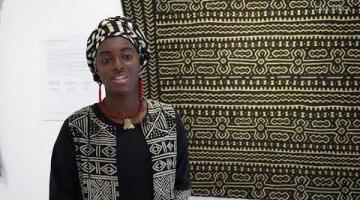 La herencia del bogolanfini. El legado de las mujeres de Mali