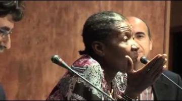 María Nsue, Tanella Boni y Véronique Tadjo en África Vive
