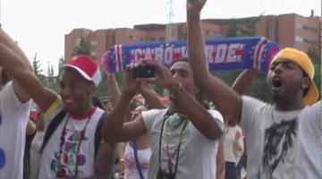 Expavi, en el Gran Concierto África Vive 2011