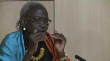 Letras Africanas con Ken Bugul