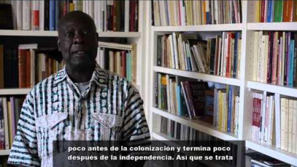 Entrevista a Emmanuel Dongala / Interview avec Emmanuel Dongala