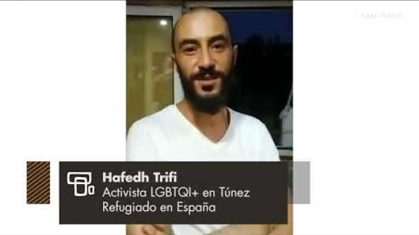 Campaña #LGTBIQ+ 2021: Hafedh Trifi